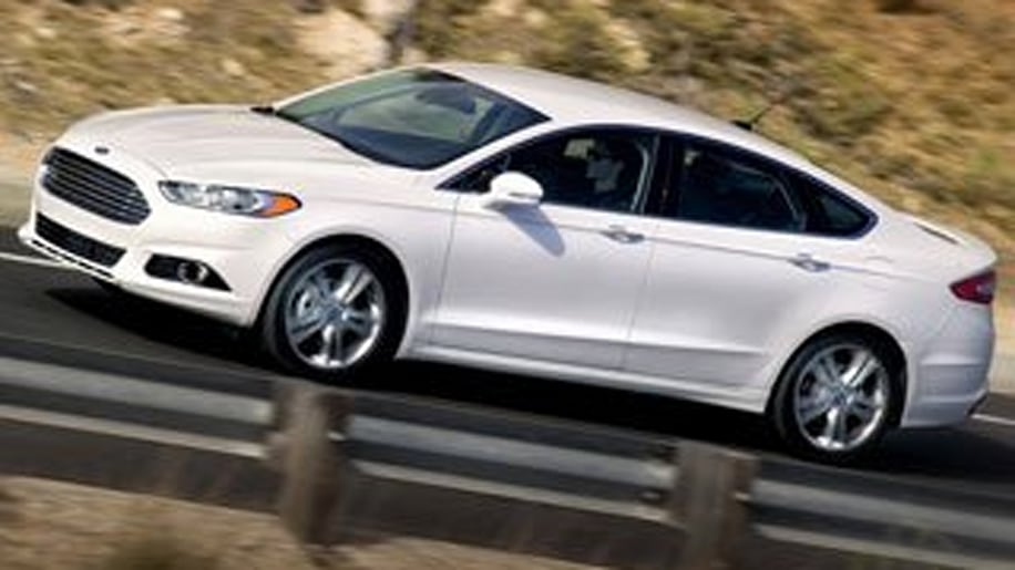 Midsize Car - Ford Fusion