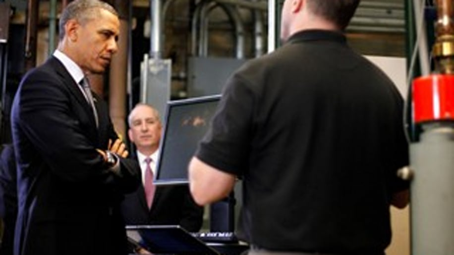 EcoCar2 embodies Obama's energy goals