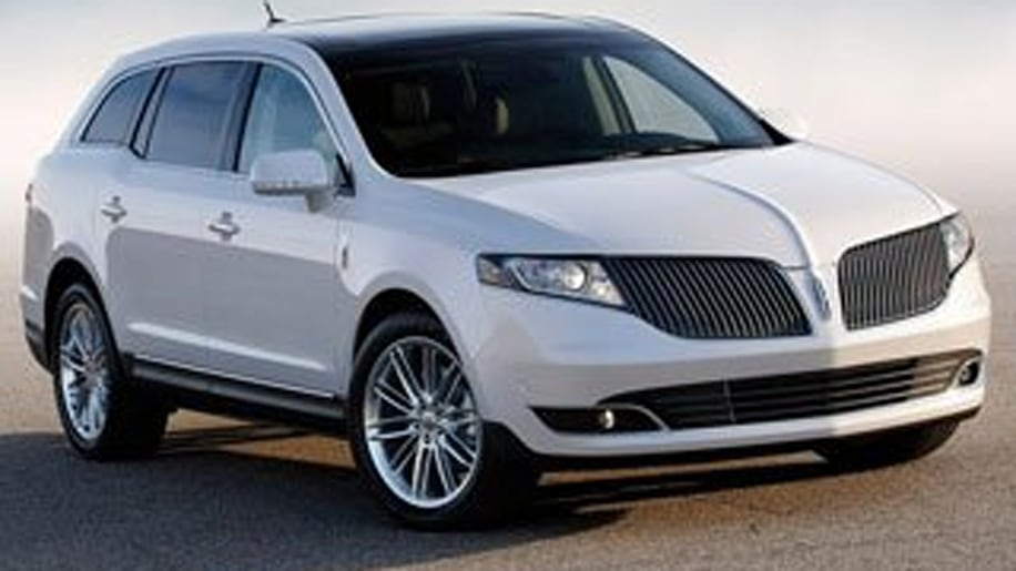 Luxury 3-Row Midsize SUV - Lincoln MKT