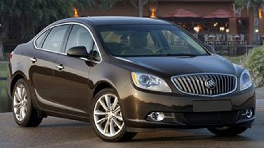 Upscale Small Car - Buick Verano