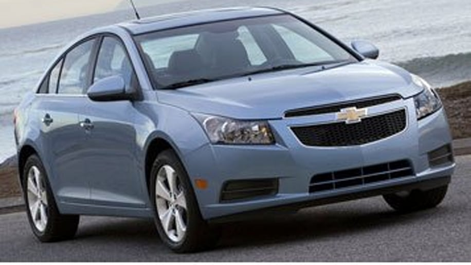 No. 5 Best - Chevrolet