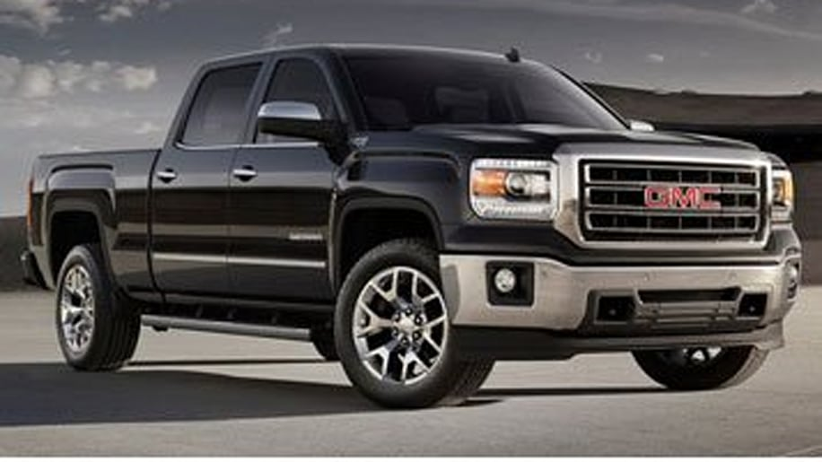 No. 2 Best - GMC Sierra