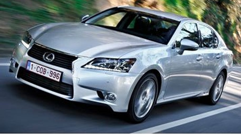 No. 3 Best - Lexus