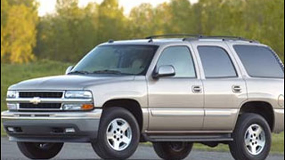 Cheap Used SUV: 2006 Chevy Tahoe