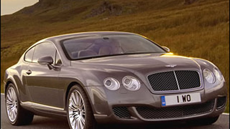 Super Car: Bentley Continental GT