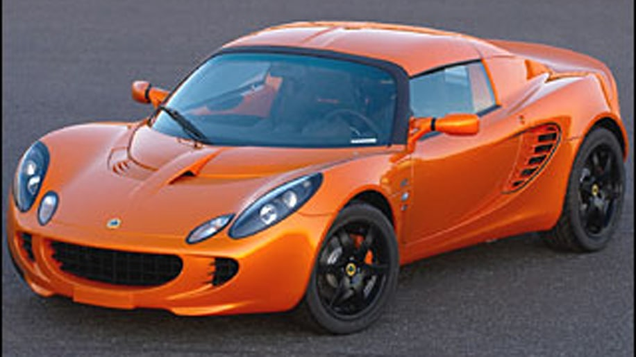 Alternative: Lotus Elise
