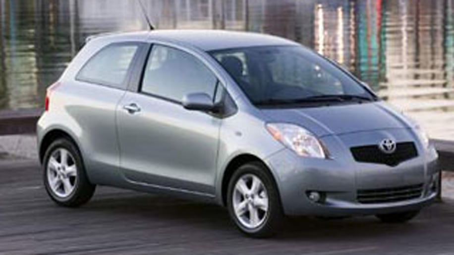 #2 Cheapest: Toyota Yaris