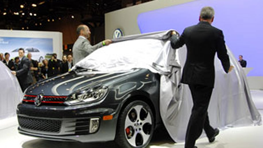 New York Auto Show: VW GTI
