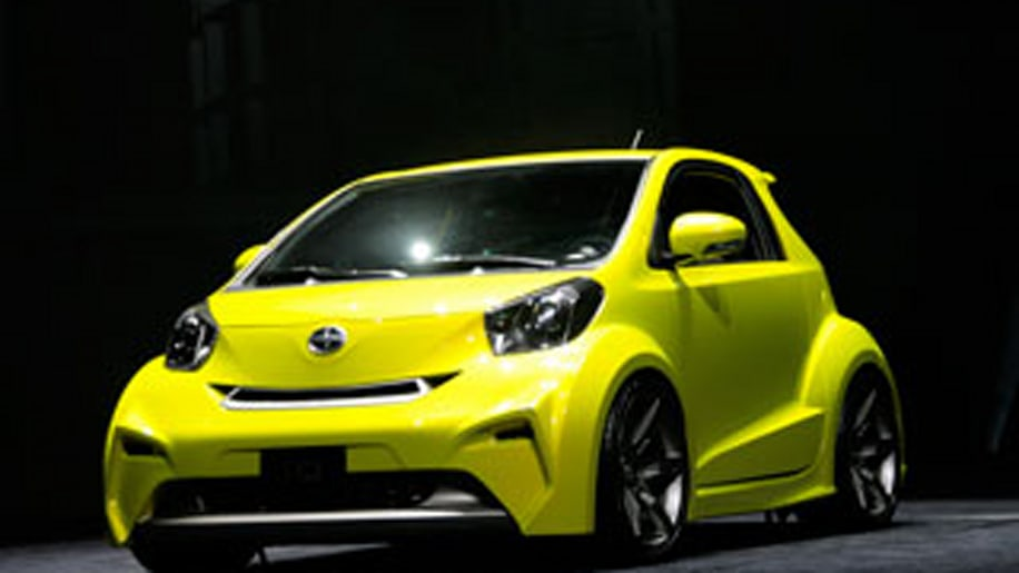 New York Auto Show: Scion iQ