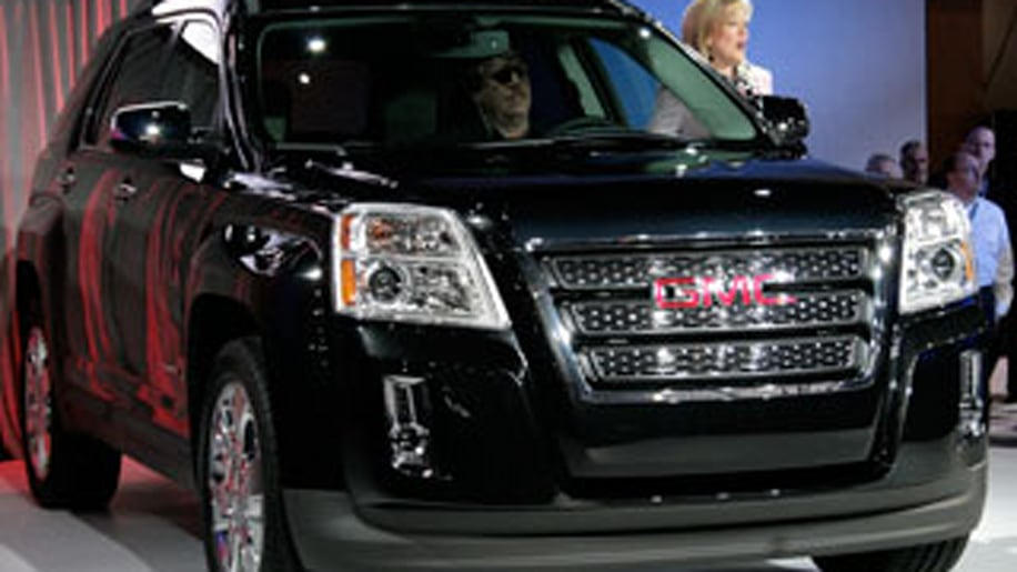 New York Auto Show: GMC Terrain