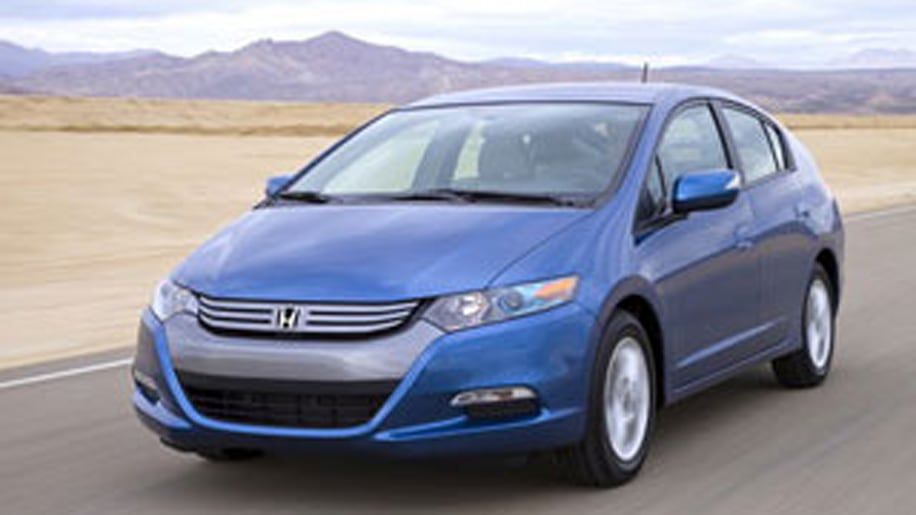 Cheap Hybrids: Honda Insight