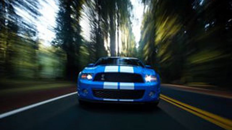 2010 Ford Mustang Shelby GT500 Pictures
