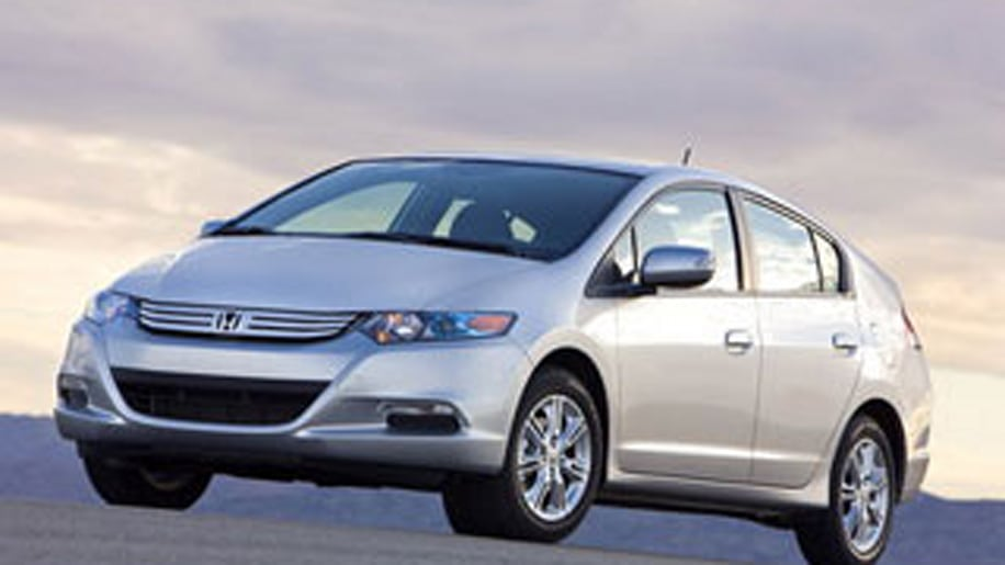 2. Honda Insight Hybrid