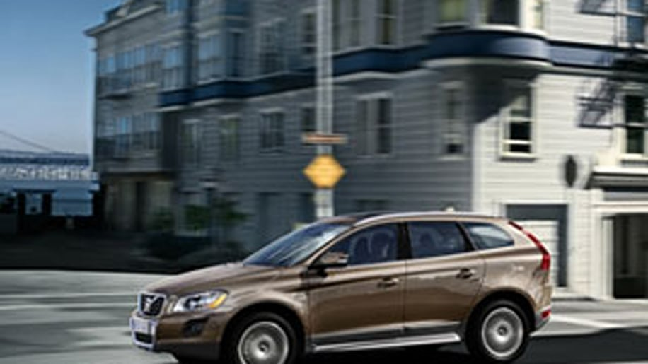 Volvo XC60: Must See Feature