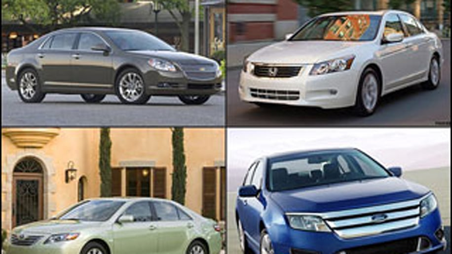 Cash For Clunkers Eligible Sedans