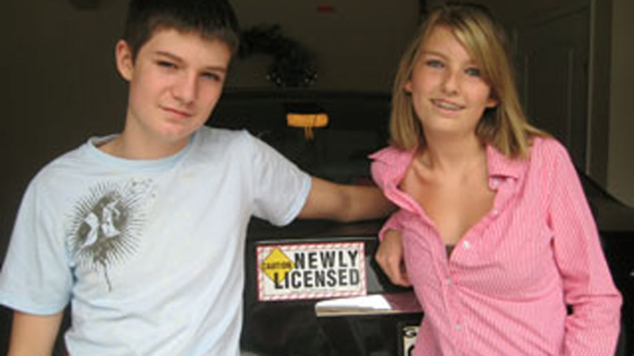 Georgia Mom Develops Special Teen Driving Magnet