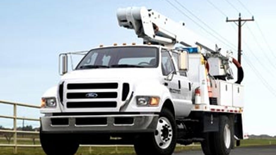 Ford F-750: The Biggest F-Series
