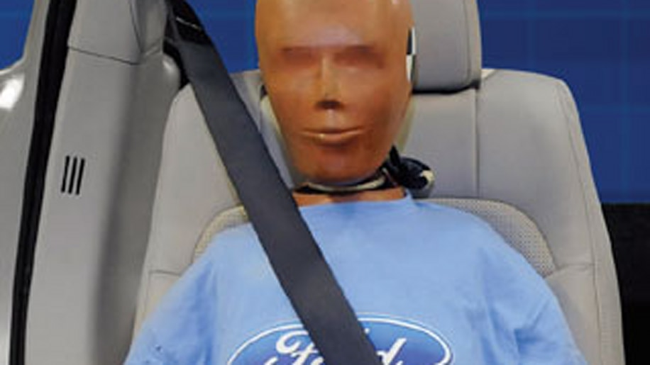 The Inflatable Seat Belt