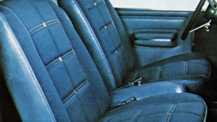 Levi's Jeep: Simply riveting