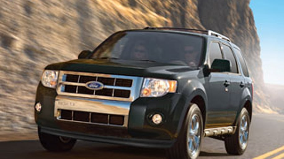 9. Ford Escape