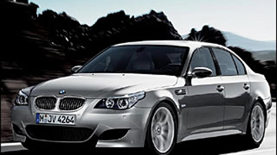 Super Car: BMW M5