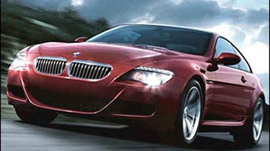 Super Car: BMW M6