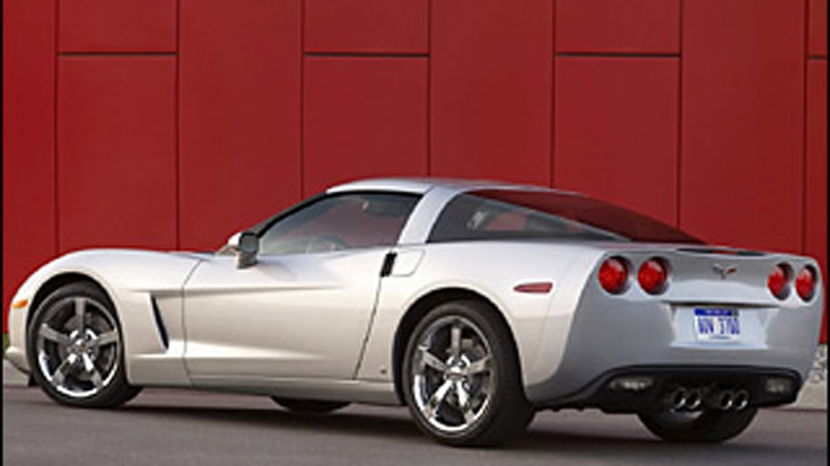 Alternative: Base Chevrolet Corvette