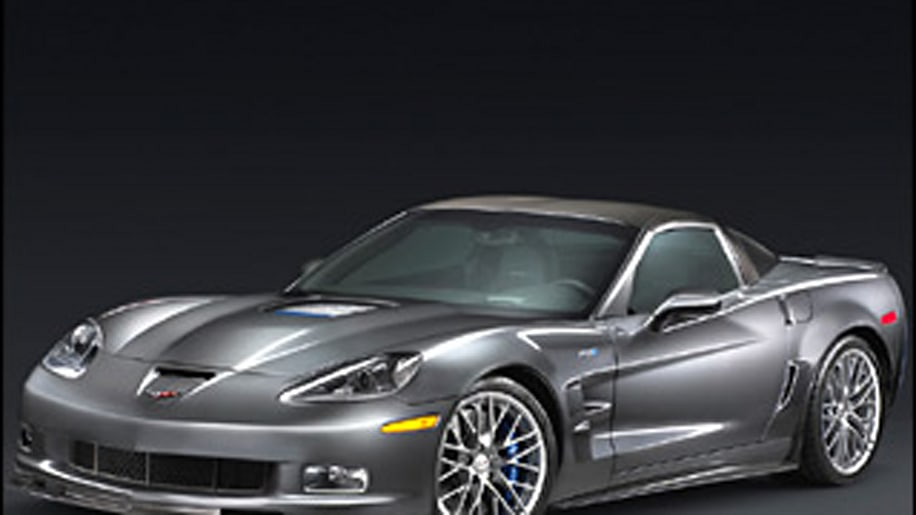 Super Car: Corvette ZR1