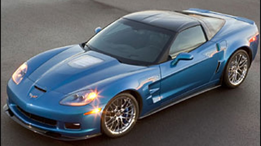 Alternative: Corvette ZR1
