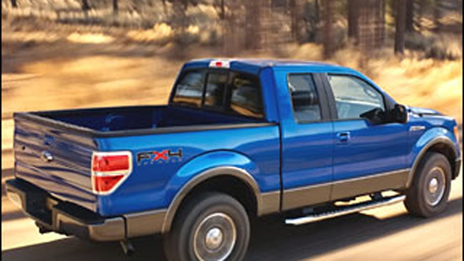 Ford F-150: Working Man's Truck