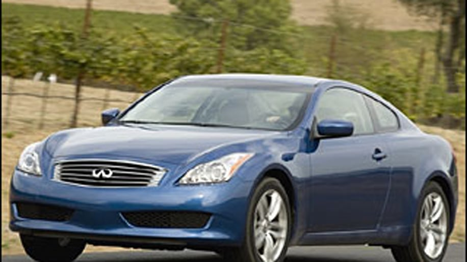 Alternative: Infiniti G37x Coupe