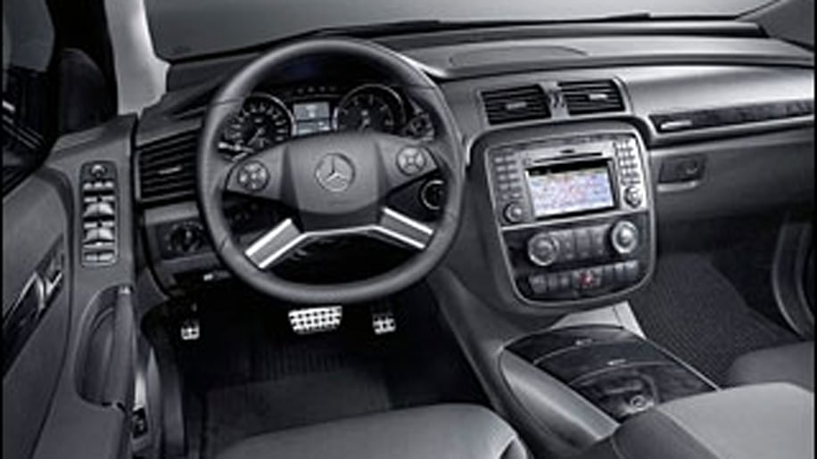 Mercedes-Benz R-Class: Confused Or Clever?