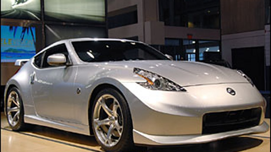 Alternative: Nissan 370Z NISMO