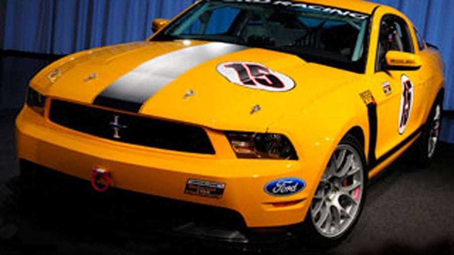 2011 Ford Mustang BOSS