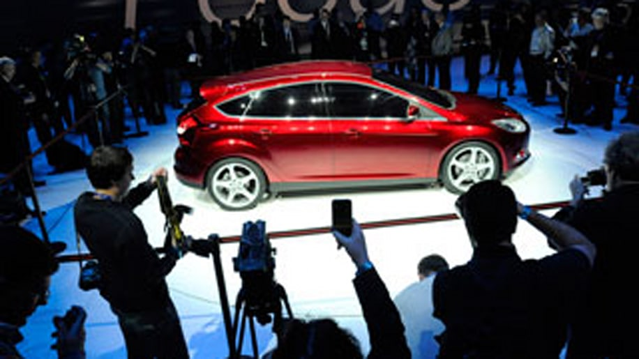 2012 Ford Focus: Introduction