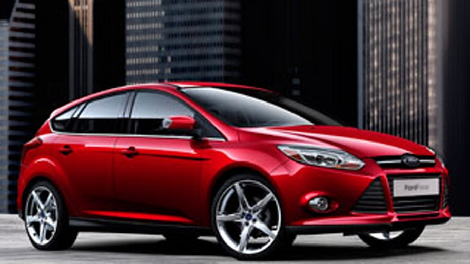 2012 Ford Focus: A New One
