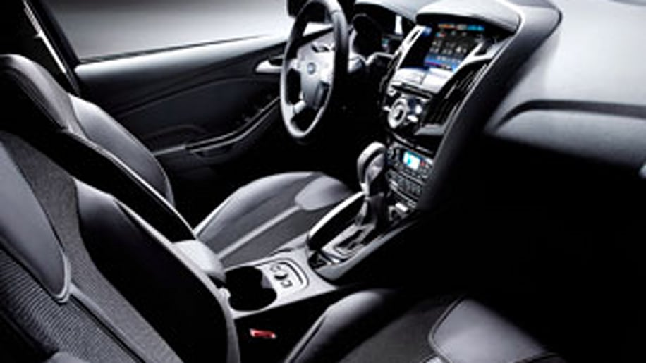 2012 Ford Focus: Exciting Powertrains