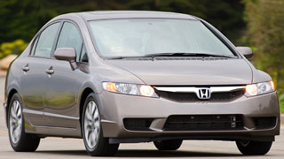 2. Honda Civic