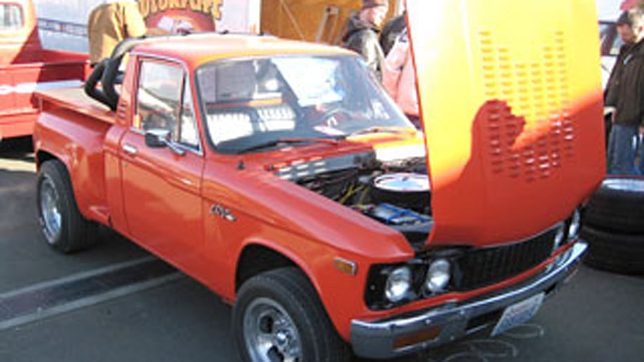 1972-1982 Chevy LUV