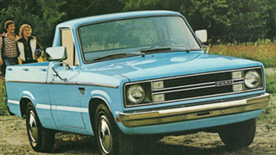 1972-1982 Ford Courier