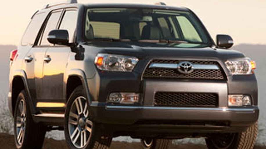 2010 Toyota 4Runner — Outside