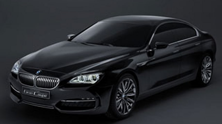 Most Significant: BMW Concept Gran Coupe