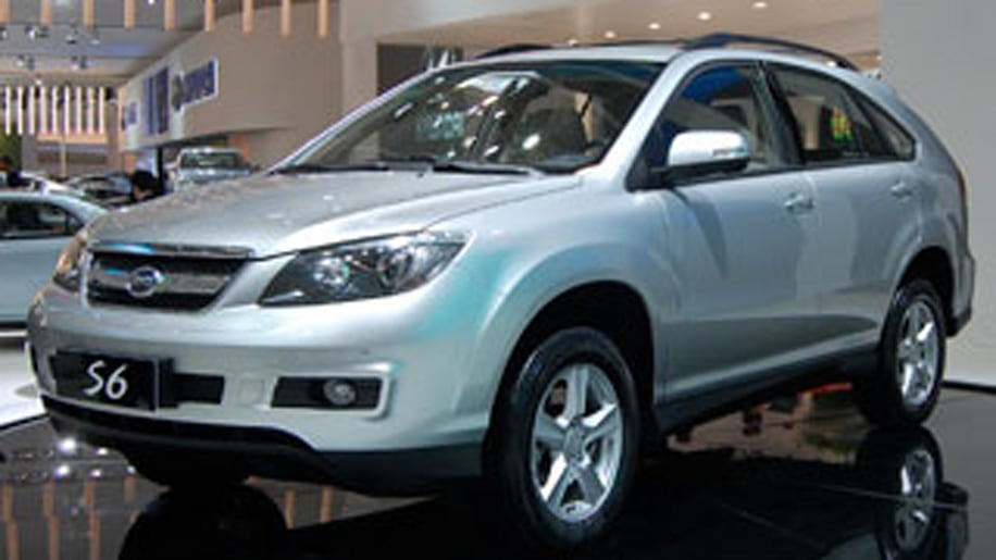 Five Vehicles We Like For The U.S.: BYD S6