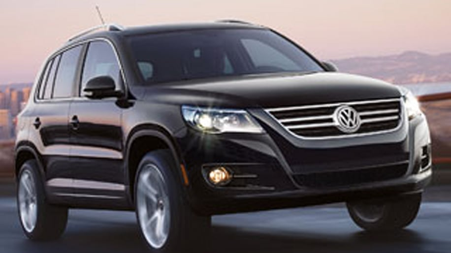 Our Favorite Lightweight: VW Tiguan
