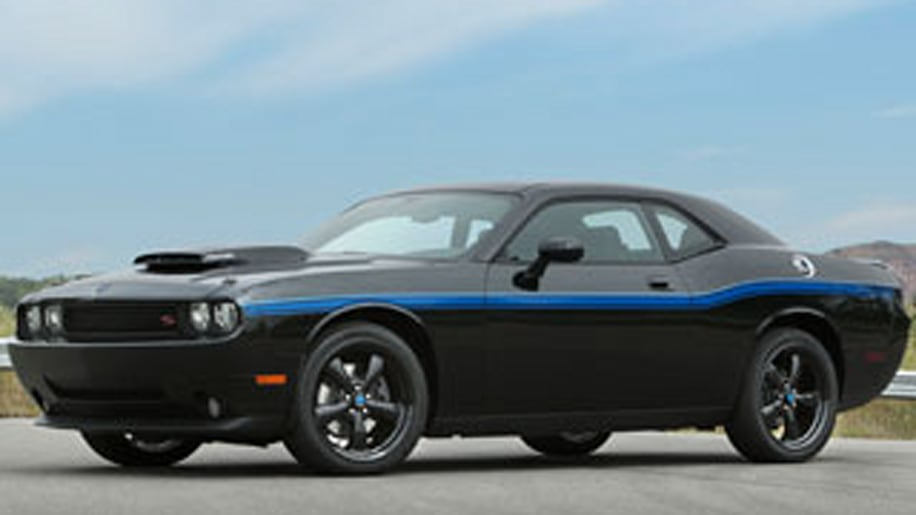 Your Father's Oldsmobile: Dodge Challenger