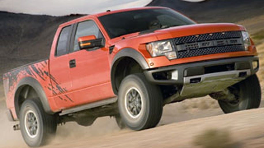 6. Performance off-roaders