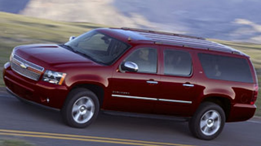 Your Father's Oldsmobile: Chevy Suburban