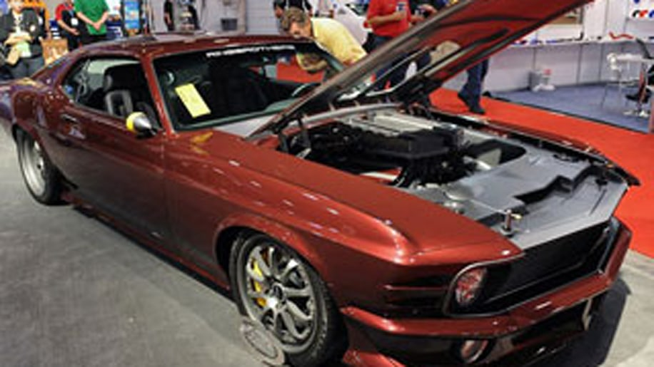 Ring Brothers 1970 Mustang