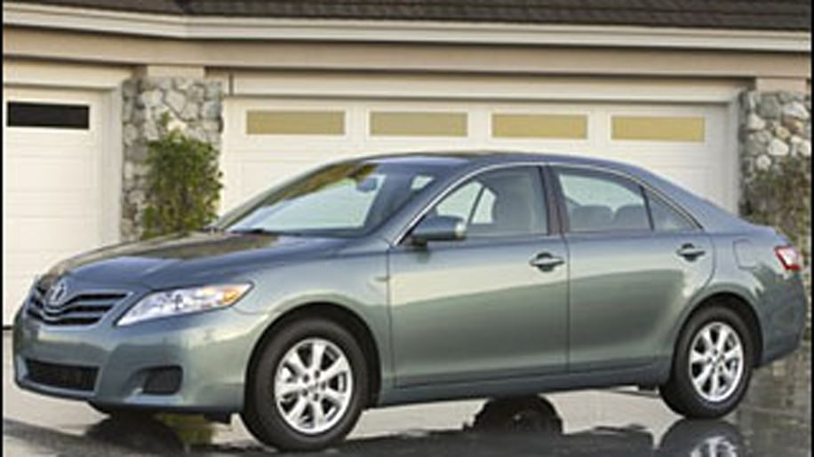 Toyota Camry: A Major Transportation Appliance