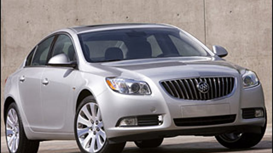 The New Buick Regal Is An Opel